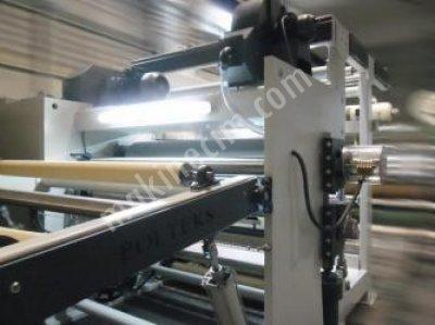 Kalender Makineleri Tekstil Makineleri