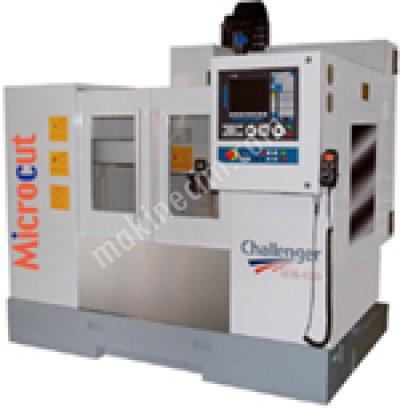 Cnc Dik İşleme Merkezi Mıcrocut / Challenger Mm 430