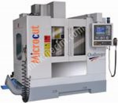 Cnc Dik İşleme Merkezi Mıcrocut / Challenger Mm 800