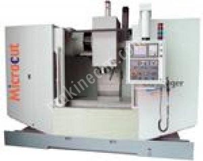 Cnc Dik İşleme Merkezi Mıcrocut / Challenger Vmc 1100   1300