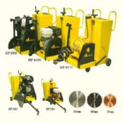 Asfalt Ve Beton Kesme Makinaları   Hp