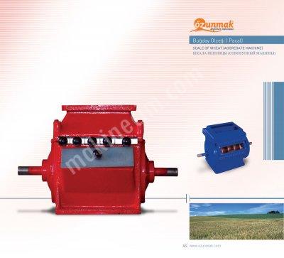 Un Temizleme Makinesi   Buğday Ölçeği Paçal