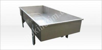 Süt İşleme Sistemleri / Beyaz Peynir Tekneleri