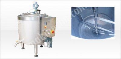 Süt İşleme Sistemleri / Süt Pişirme Tankları Elektrikli