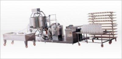 Süt İşleme Sistemleri / Kaşar Peynir Üniteleri