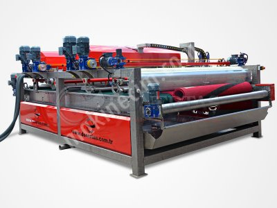 Yeni Otomatik Halı Yıkama Makinası