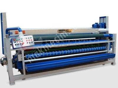 Halı Hav Alma Ve Silkeleme Makinası