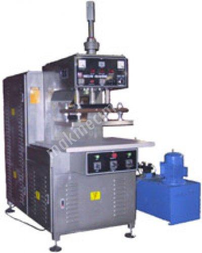 Pvc Kaynak Makinesi  Yüksek Frekans Etiket Basma Makinesi