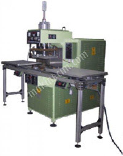 Pvc Kaynak Makinesi  Yüksek Frekans Baskı Nakış Makinesi