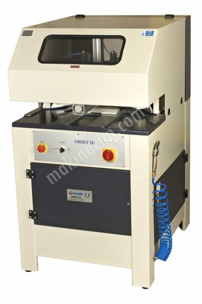 Otomatik Pvc Köşe Ve Yüzey Temizleme Makinesi / (Tek Bıçak Grubu) Orbıt-Iıı