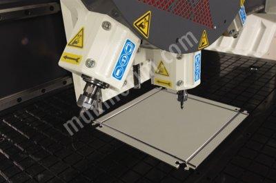 Cnc Kontrollü Alüminyum Kompozit Panel İşleme Makinesi Lepus Iı