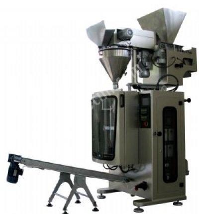 Vidalı Terazili Paketleme Makinesi