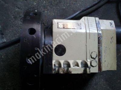 Cnc Mekanik Yedek Parça - Sauter 12 İstasyonlu Elektrikli Taret