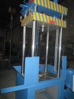 Hydraulic Press ..hidrogüç  Broş Çekme Ve Basma Presi  Otomatik Kontrol  60 Ton