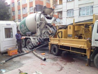 Kiralık Sıfır sabit pompa,yer pompası,şap makinası Fiyatları İstanbul sabit pompa, yer pompası, şap makinası, güçlendirme beton