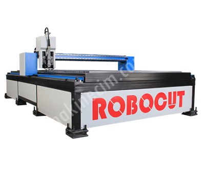 Robocut Cnc Plasma Cutting Machine