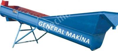 Satılık Tekli Helezon Yıkama Ünitesi- General Makina-05324650739