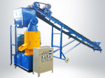 Pellets, sawdust, Feed, Fertilizer Machine