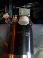 Cnc Motor 25 Kw 30,000 Devir