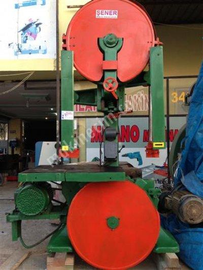 Şener Çift Taraflı Şerit Hızar Makinası