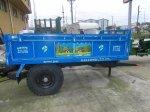 3.5 ton tipper trailers