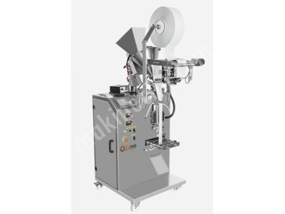 Pul Biber Paketleme Makinası (Yerli Üretim)