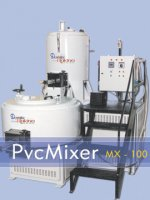 Pvc Plastik Mikser  Makinası