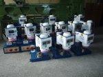Bıçak Taşlama Makinası Tekstil Pıcak Bileme Makinası Dönerli Sistem