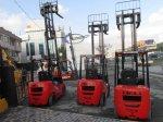 3 Ton Kapasiteli Dublex 2013 Model Heli Forklift