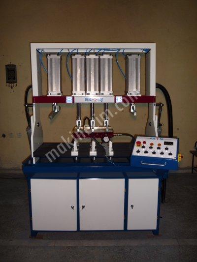 Çatlak Test Makinası