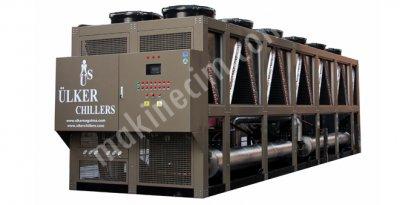Chiller 564.000 Kcal/h - Su Soğutma Grubu