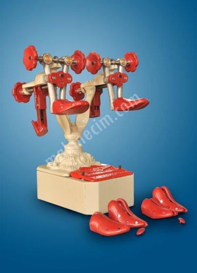 Satılık Sıfır Ayakkabı Açma(genişletme) Fiyatları Adana ayakkabı makineleri,açma kalıbı,lostra makineleri,ayakkabı genişletme makinası