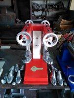 Hardo Sistem Açma Makinası