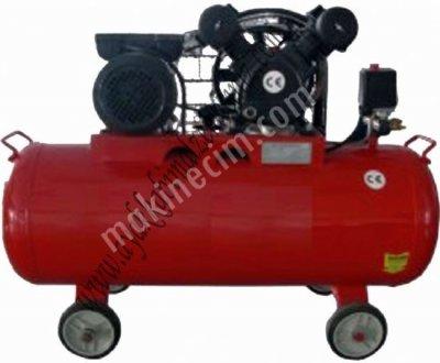 Satılık Sıfır Hava Kompresörü (100 Litre) Ems 331 Fiyatları İstanbul hava kompresörü