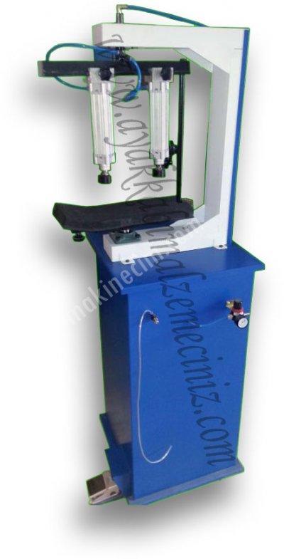 Satılık Sıfır Çizgi Makinası (EMS20000010)-EMS 337  Fiyatları Batman Erkan Makina,Erkan Makine,Ayakkabı İmalat Makinaları,Kundura Çizgi Makinesi