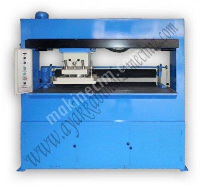Satılık Sıfır Gezer Kafa Kesim Presi (EMS00000199)-EMS 428 Fiyatları Batman gezer kafa kesim presi,erkan makine,ayakkabı imalat makinaları,erkan makina