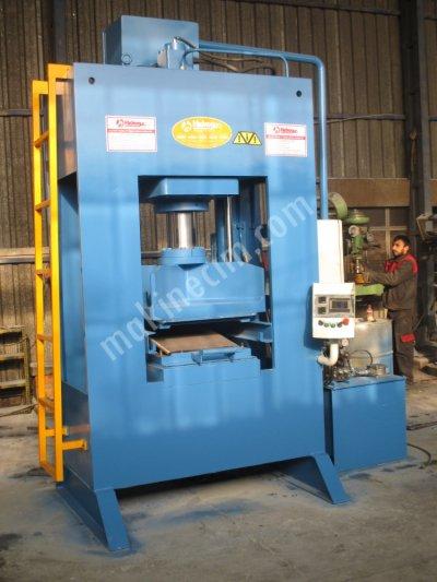 Satılık Sıfır Hydraulic Press ..HİDROGÜÇ 250 Ton Otomatik Gaz Atmalı Kaucuk Presi Fiyatları Konya 250 ton kaucuk presi,gergi lastigi presi,kaucuk presi,lastik pişirme presi,polüretan presi