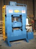Hydraulic Press ..hidrogüç 250 Ton Otomatik Gaz Atmalı Kaucuk Presi