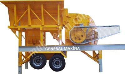 Satılık Maden Kırıcı Makina General Makina 05324650739 Pdk Lı