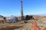 Md 1000 Hydraulic Drilling Rig