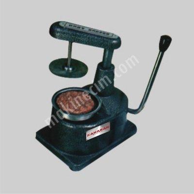 Satılık Sıfır MANUEL HAMBURGER KÖFTE KALIPLAMA MAKİNASI Fiyatları Karaman manuel hamburger köfte kalıplama makinası, paslanmaz köfte makinesi, köfte konveyörü, fiyatları