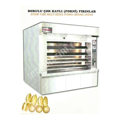 Satılık Sıfır Sıfır ve İkinci el BORU ISITMALI KATLI FIRINLAR Fiyatları Kayseri borulu, boru ısıtmalı, taş fırın, ekmek fırınları, katlı fırın, matador tipi fırın, fiyatları