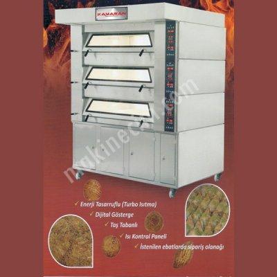 Taş Tabanlı Fırınlar   Baklava  Börek  Ekmek