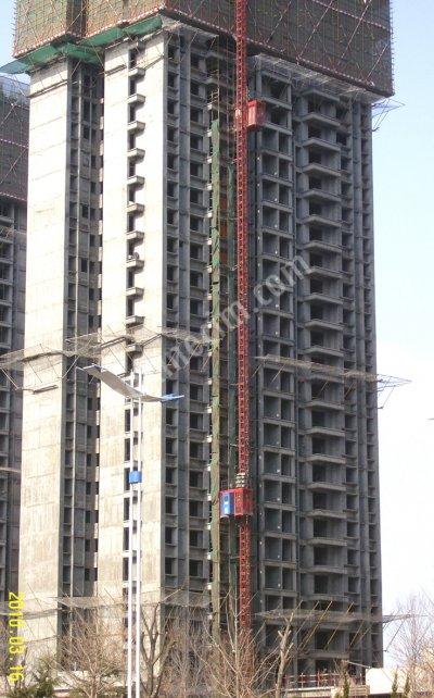 Hongda Dış Cephe Asansörü