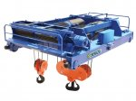Trolley Hoists 55+10 Tons-Sv.[55+10]C