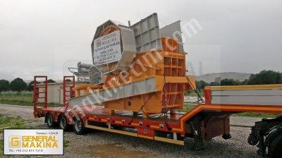 Satılık Sert Malzeme Kırma Eleme Tesisi General Makina 05324650739