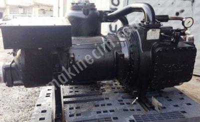Mcquay Hsa 235 Screw Vidalı Soğutma Kompresörü
