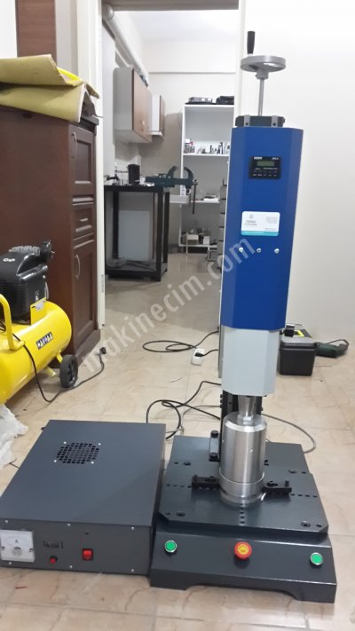 20Khz Ve15Khz Kristal Seti ( Transducer ) Tekno Ultrasonik