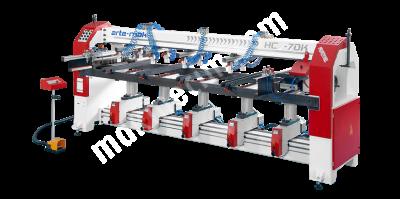 Satılık Sıfır ARTEMAK HC - 7 DK 2800 MM ÇOKLU DELİK MAKİNASI Fiyatları Konya artemak hcy,7dk 3000 mm çoklu delik,artemak çoklu delik,sıfır çoklu delik makinası