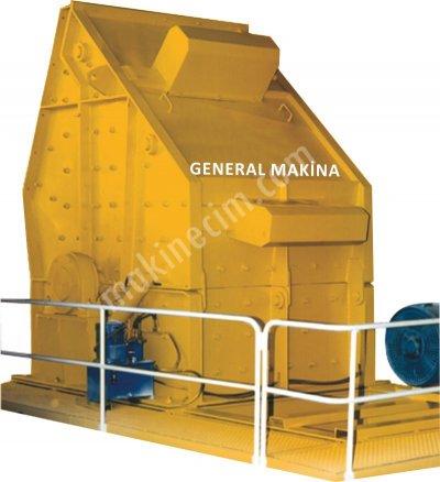 Satılık Taş Kırma Eleme Tesisleri   General Makina